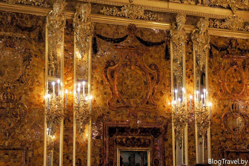 янтарная комната фото