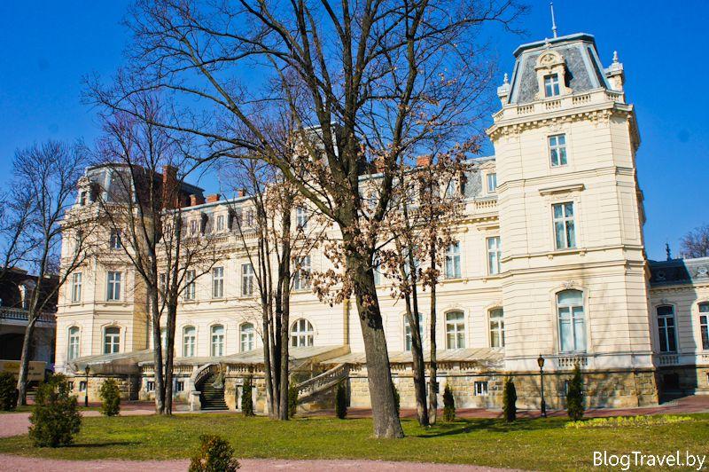Дворец Потоцких фото