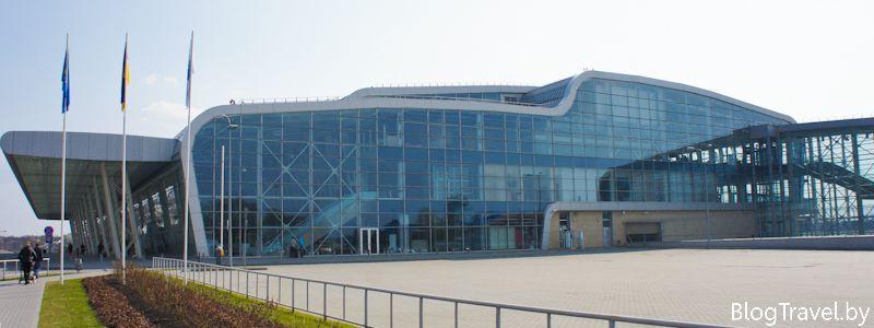 Аэропорт Львова и как добраться в центр города