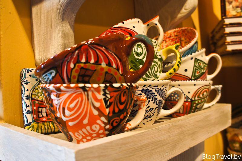 Сувениры из Львова