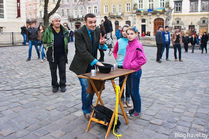 Что привезти из Львова