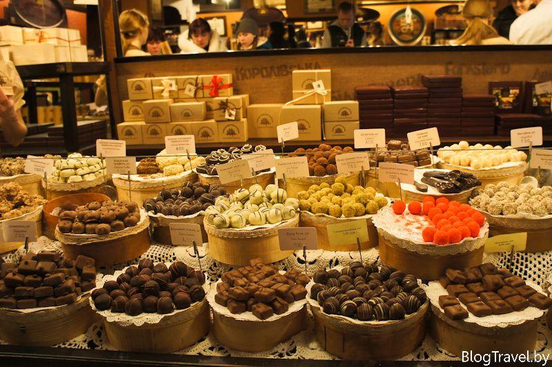 Шоколад из Львова