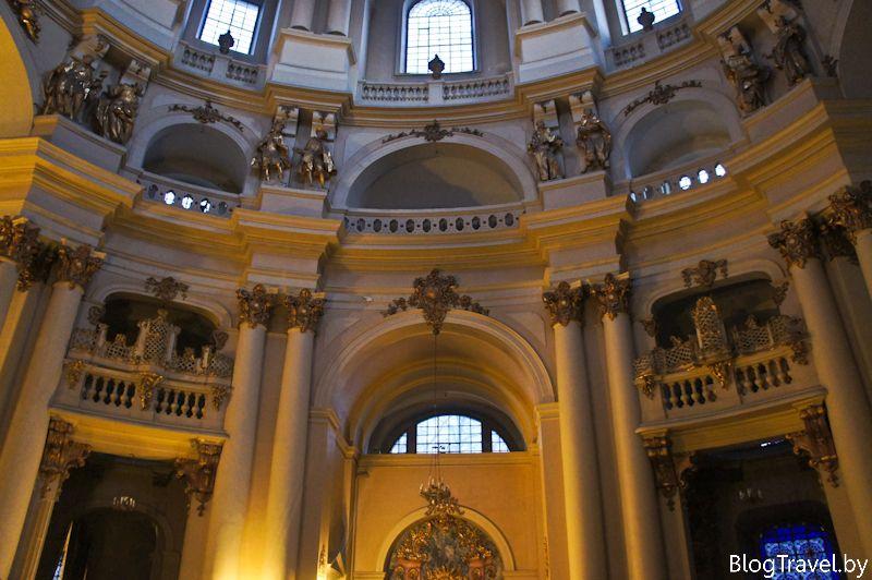 соборы Львова