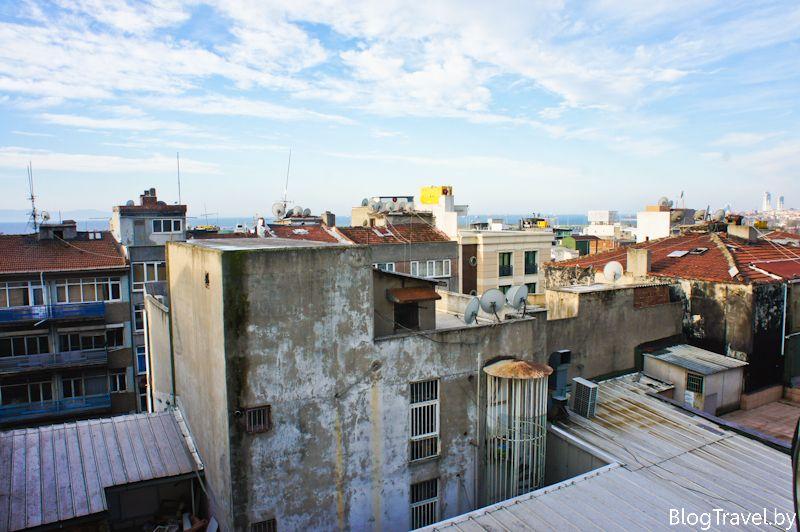 Oтель в Стамбуле в районе Лалели