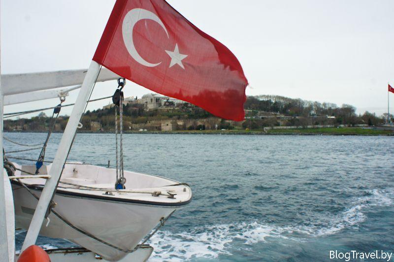 Cамостоятельное путешествие в Турцию