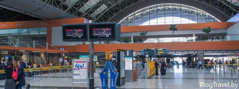 Аэропорт Стамбула Сабиха Гекчен и как добраться до центра
