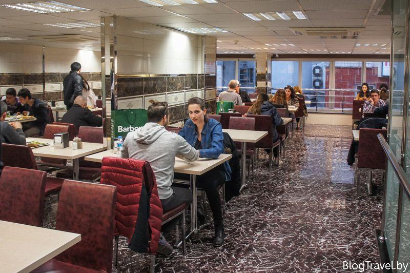 Где поесть в Стамбуле вкусно и недорого