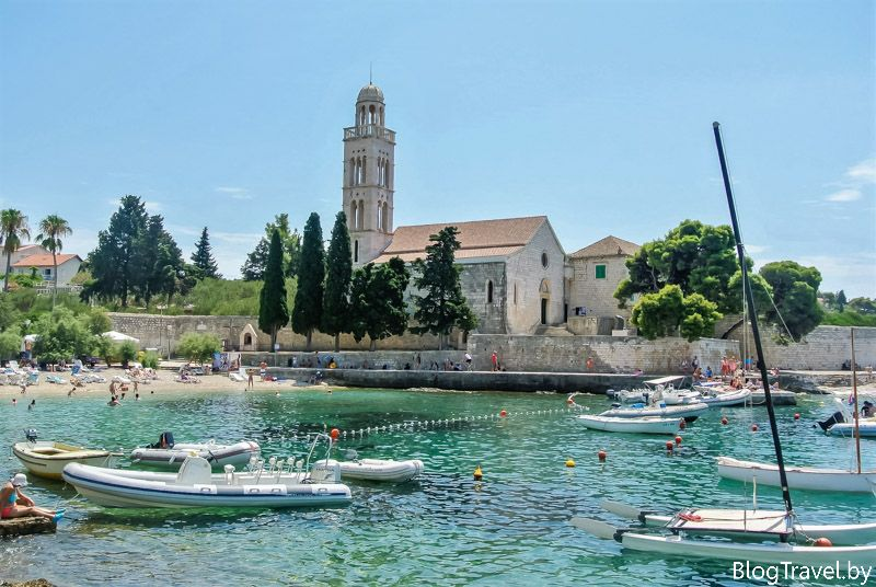 Остров Хвар Хорватия