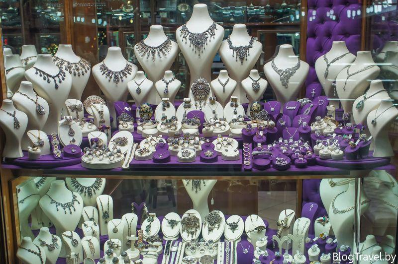 Что привезти из Стамбула в подарок