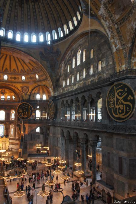 Собор Святой Софии в Стамбуле