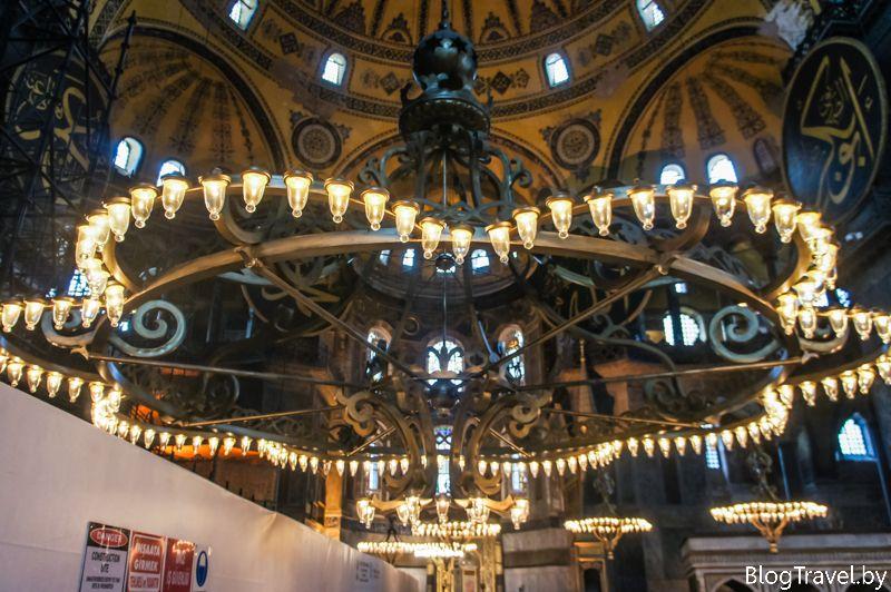 Айя София Стамбул