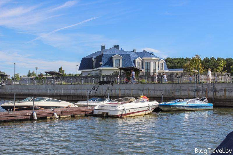 Яхт клуб Минск