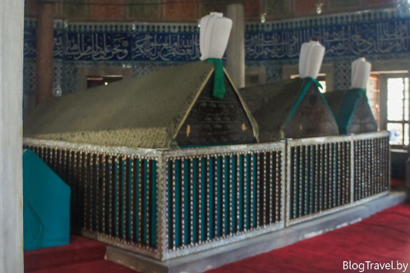 Гробницы Сулеймана и Роксоланы