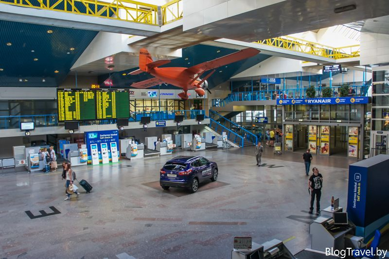 Аэропорт Вильнюса - как добраться до центра города, парковки, гостиницы