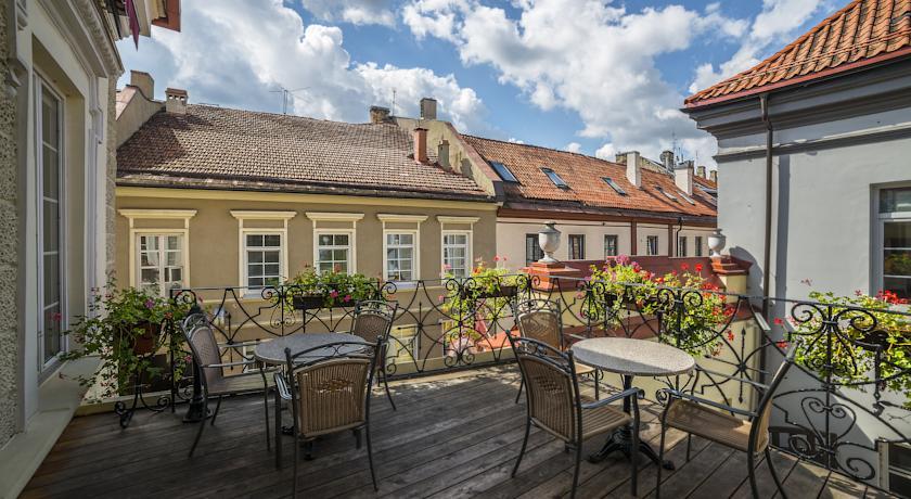 Недорогие гостиницы Вильнюса в центре