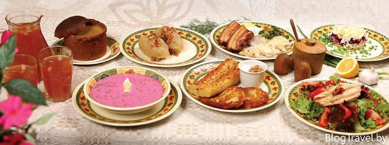 Литовская кухня