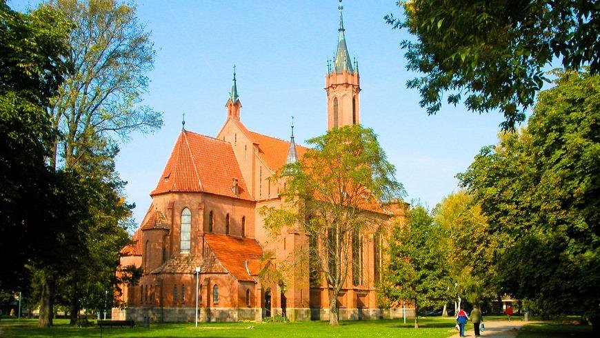 Экскурсии по Вильнюсу