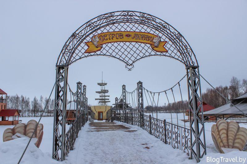 Николаевские пруды - Круглое