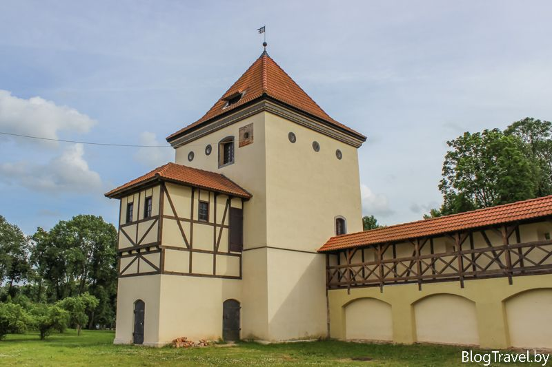 Любчанский замок