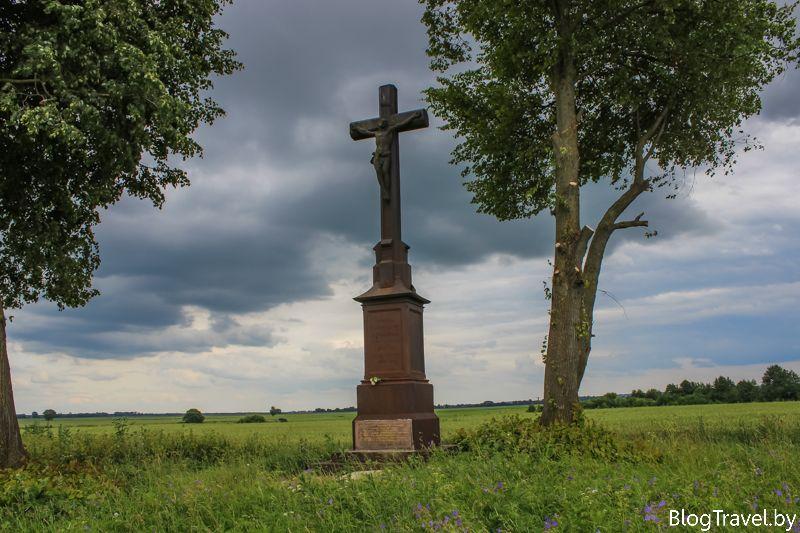 Памятник Пусловскому