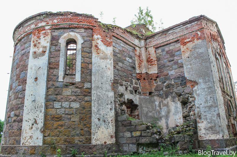Березовец - Троицкая церковь