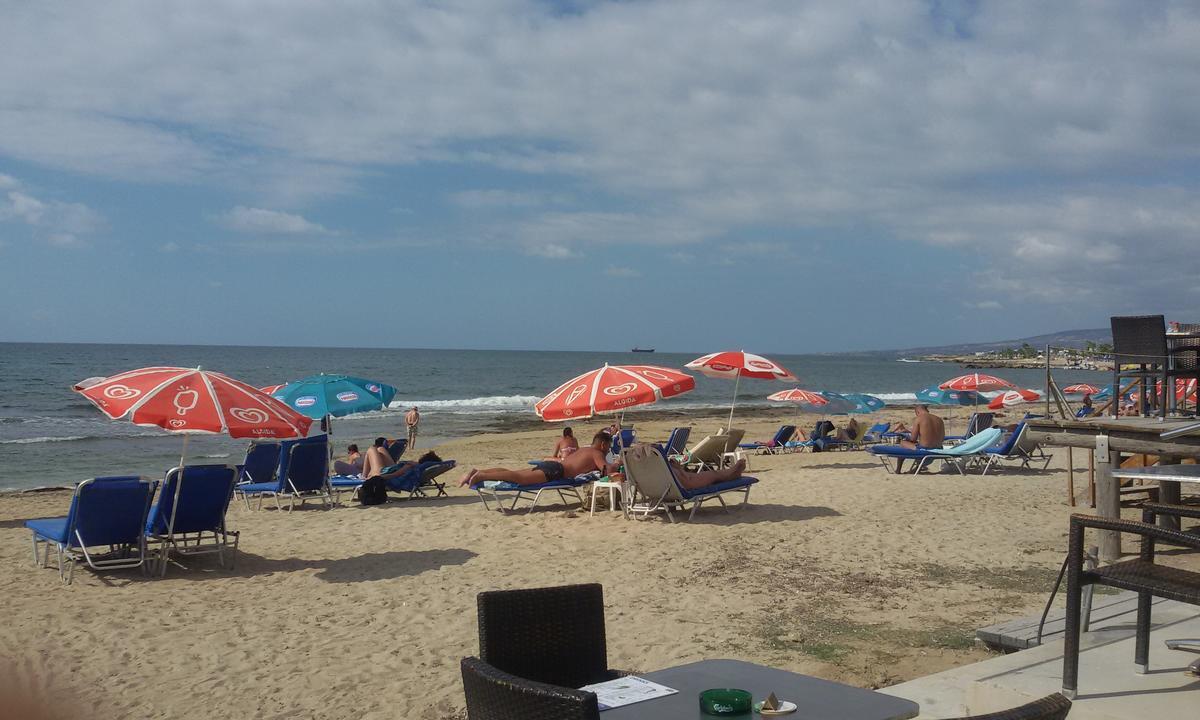 Пляжи Пафоса