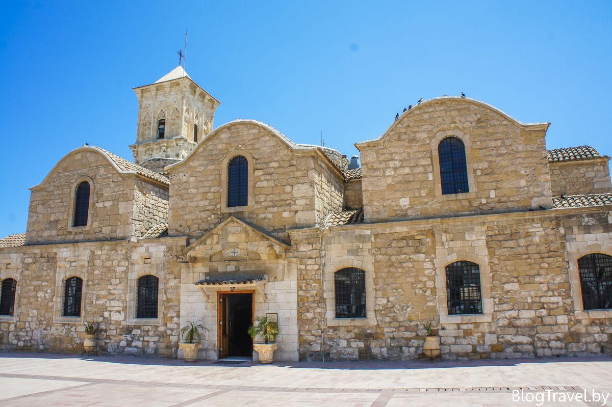 Византийский музей церкви Св Лазаря