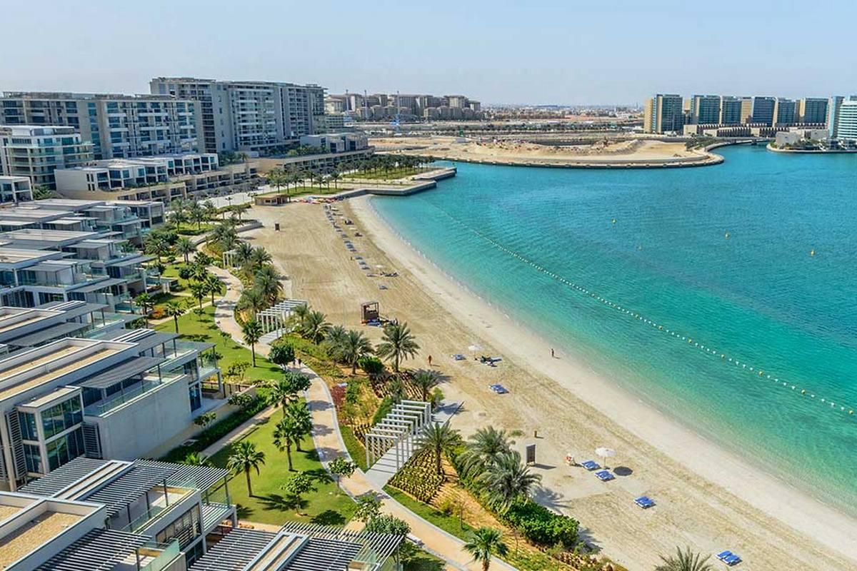 Пляжи Дубая