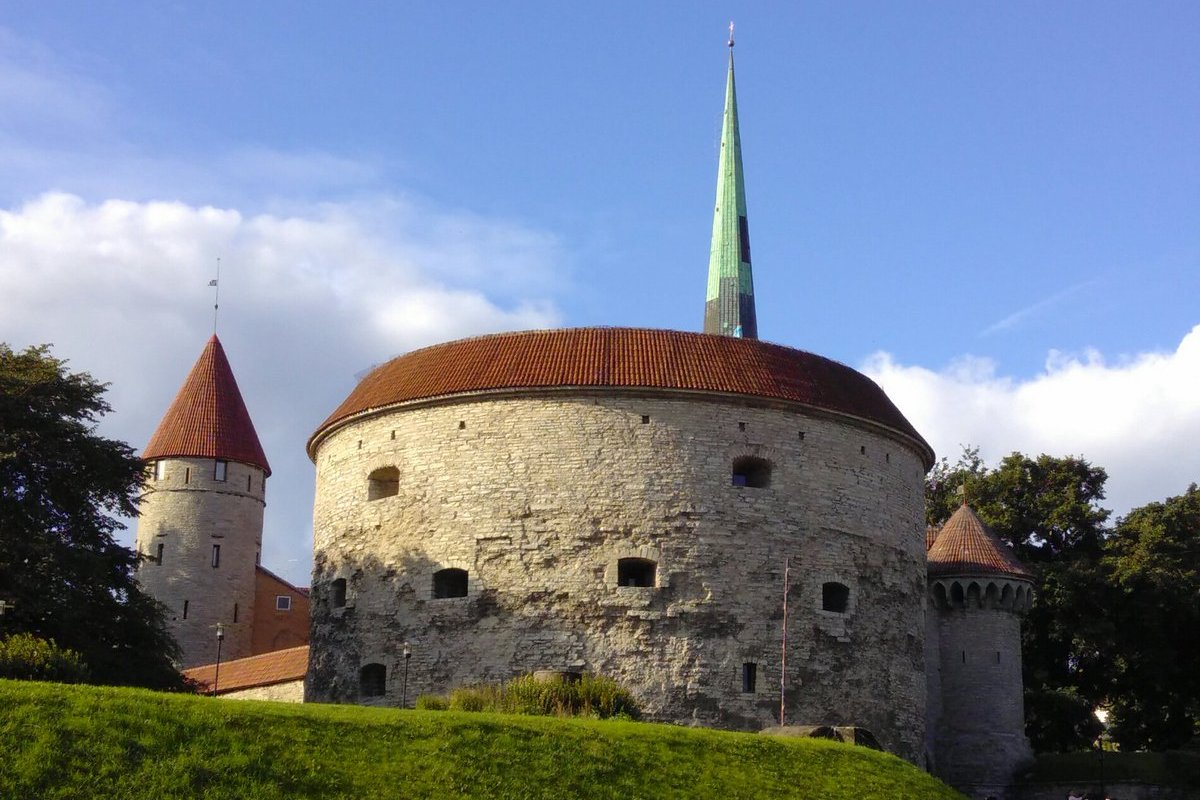 Достопримечательности Таллина