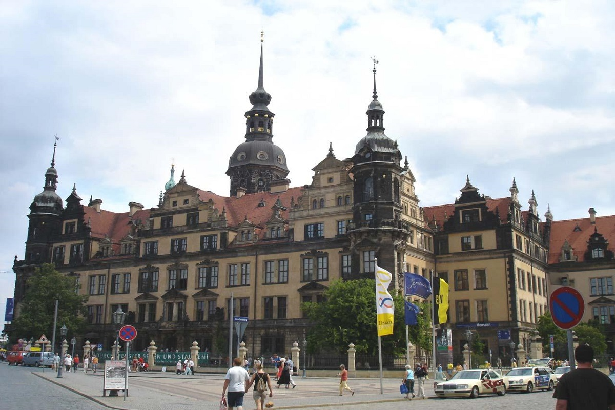 Достопримечательности Дрездена