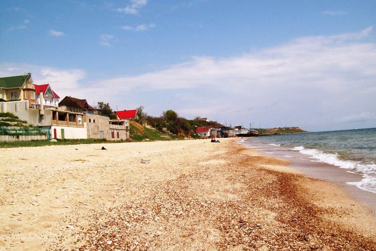 Пляжи Одессы