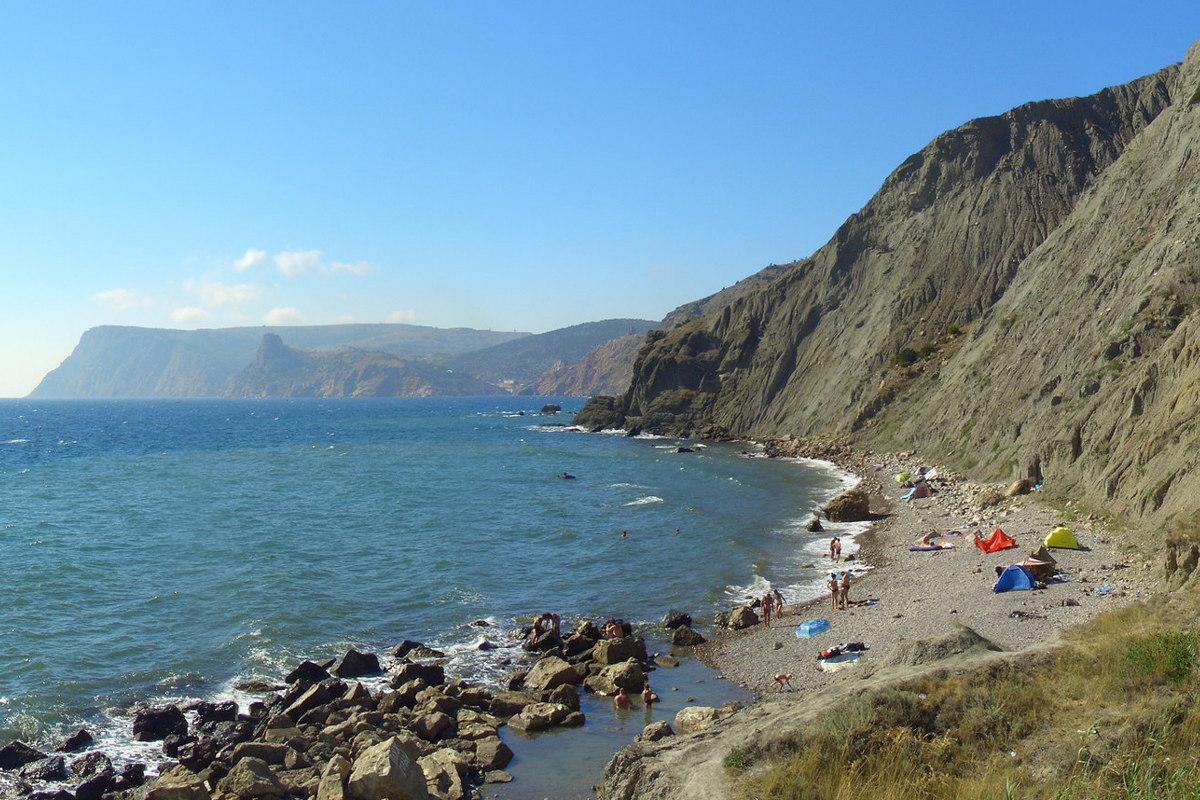 Пляжи Севастополя