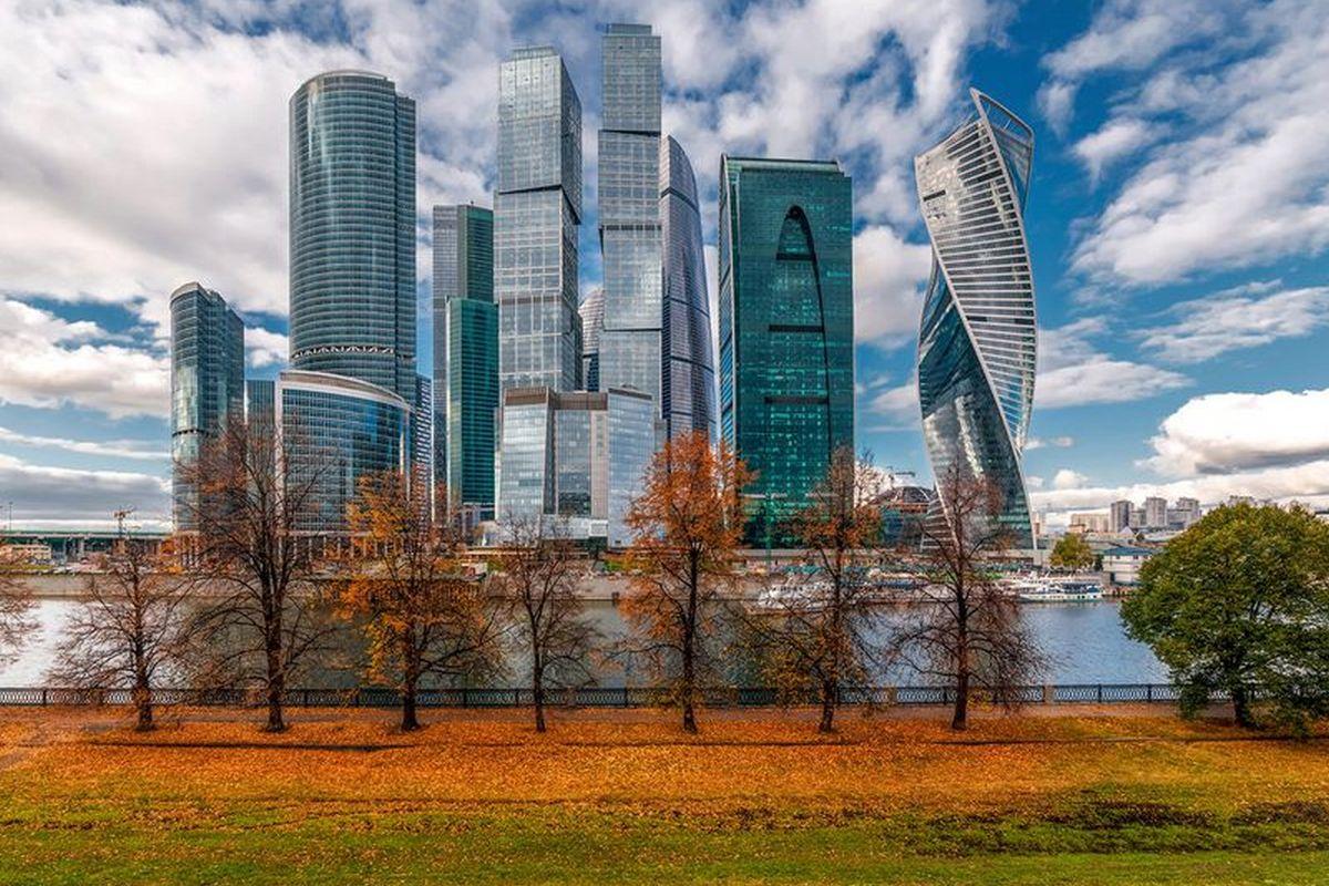 Экскурсии в Москва-Сити