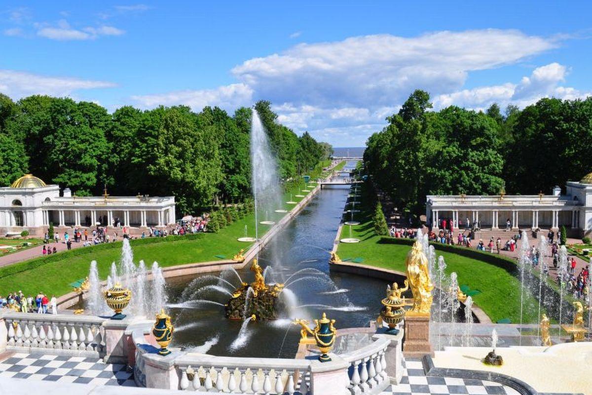 Экскурсии по пригородам Санкт-Петербурга