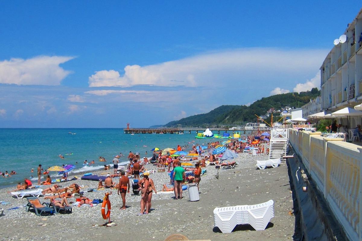 Пляжи Лоо