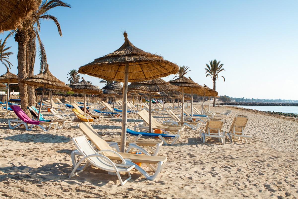 Пляжи Туниса