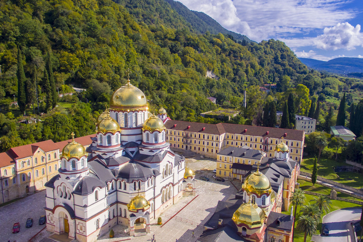 Достопримечательности Абхазии