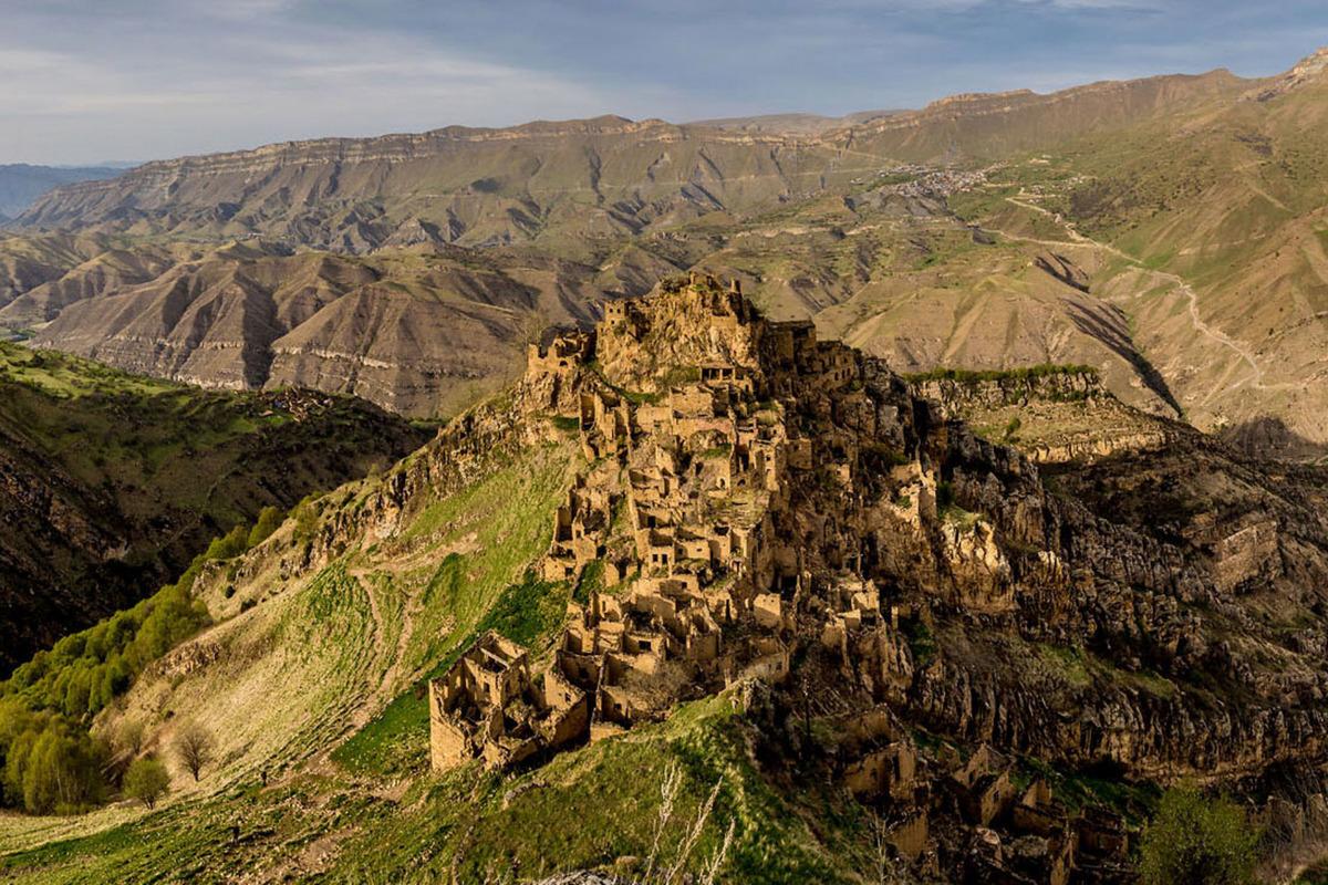 Достопримечательности Дагестана