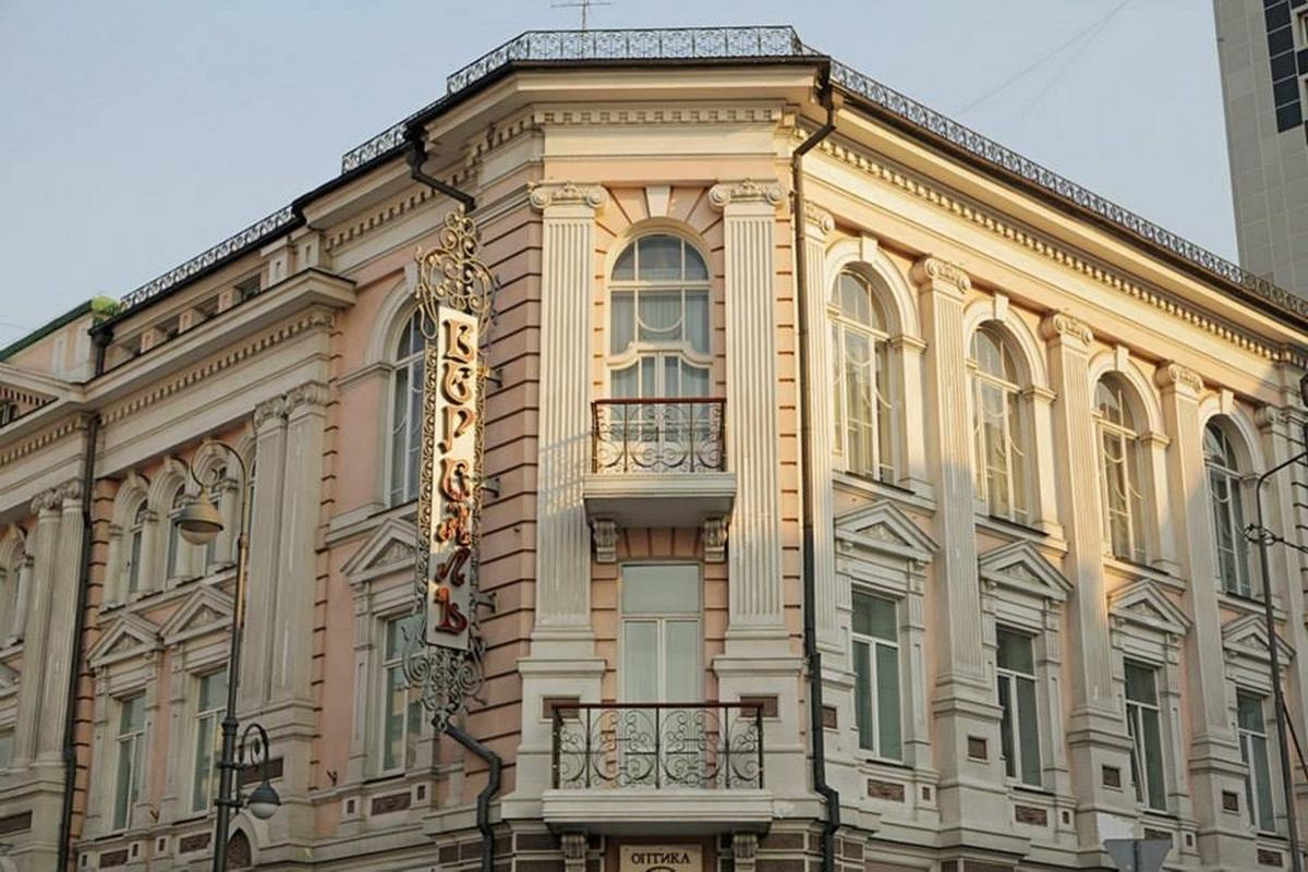 Достопримечательности Владивостока